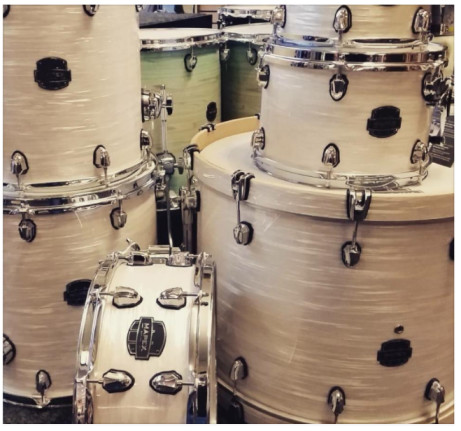 NEW Kits always in store  - Including this slick Mapex Saturn, come and see in store today!