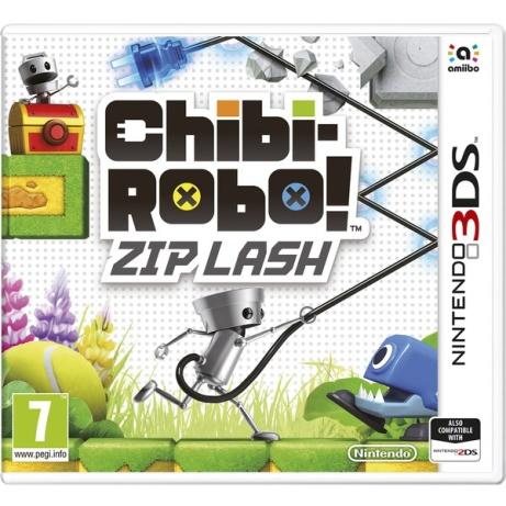 OVER 70% OFF - Chibi-Robo! Ziplash Nintendo 3DS!