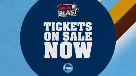 Vitality Blast tickets on sale now! Buy early & save.