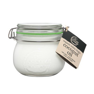 The Coconut Company Organic Extra Virgin Coconut Oil 450ml