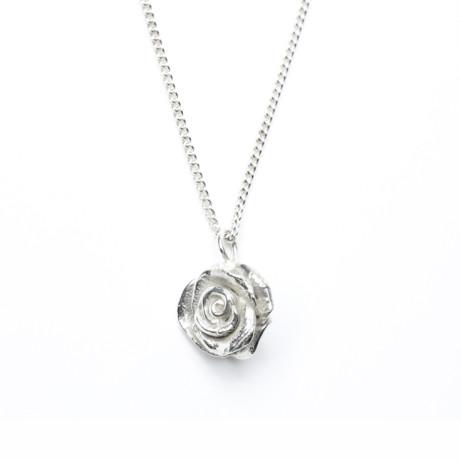 This Beautiful Rosebud Pendant is £58.00