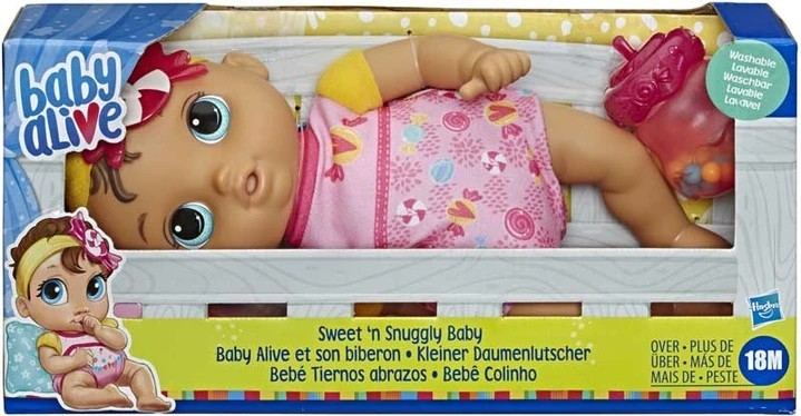 Baby alive sweet and snuggly