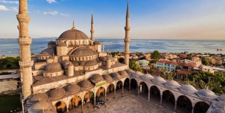£359pp – Istanbul: deluxe break including flights, meals & excursions!
