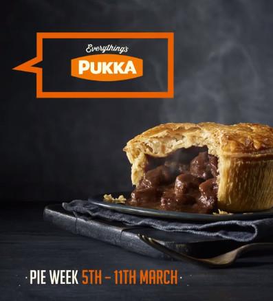 British Pie Week 5-11 March