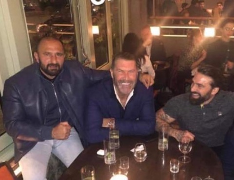 Because Ant Middleton likes our tops.