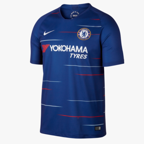WIN - Chelsea FC Home Shirt 2018-19 (Any Size)