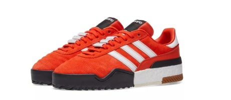 SAVE 37% OFF ADIDAS ORIGINALS BY ALEXANDER WANG BBALL SOCCER!