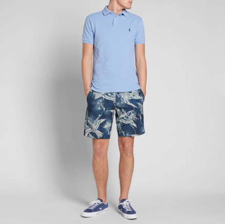 SAVE £34 on these Polo Ralph Lauren Birds Swim Shorts