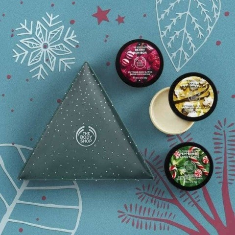 CHRISTMAS THEMED - Festive Body Butter Trio  £15.00!