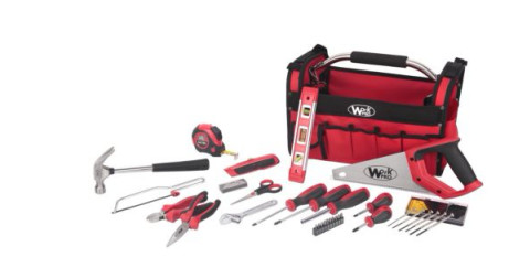 26% OFF - WORKPRO 41-piece Tool Kit!