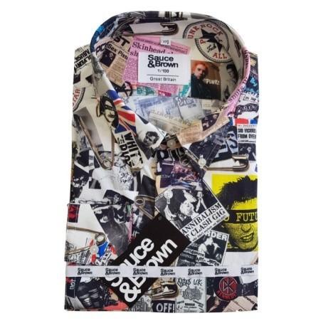 Shop the Punk Shirt for £85.00!