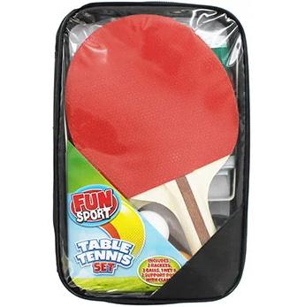 1/3 OFF - Fun Sport Table Tennis Set!