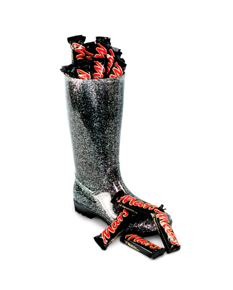 #MondayMadness - WIN - A Primark WELLIE full of MARS BARS