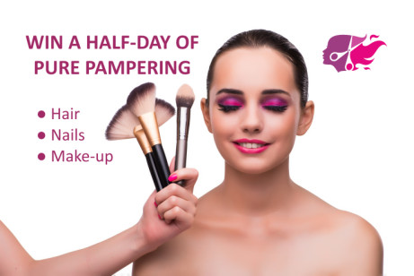 WIN a Half-day of Pampering worth £200