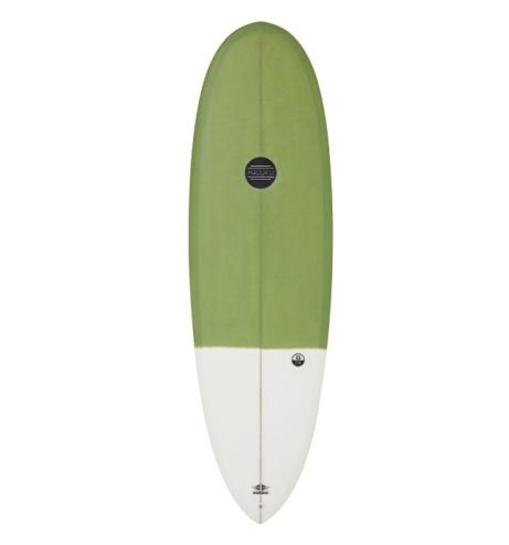 Maluku Flying Frog Eco 5 Fin Surfboard - £529.99