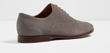 SAVE 50% OFF Wen-R Smart Lace up Shoes - Grey!