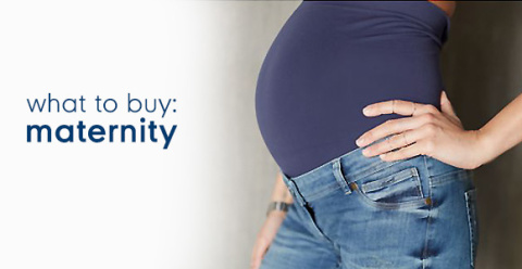 BLACK FRIDAY EVENT - 25% off ALL maternity clothing!