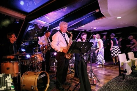 24% OFF - Thames Jazz Cruise with Three Course Dinner and Bubbles - ONLY £99!