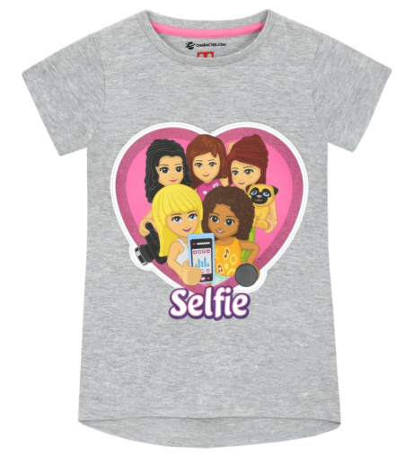 OVER 80% OFF this Lego Friends T-Shirt!