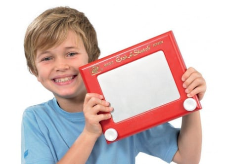 SAVE OVER 40% on this Magic Screen Etch A Sketch!