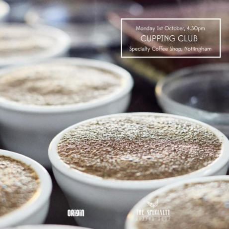 Cupping Club starts on 1 October!
