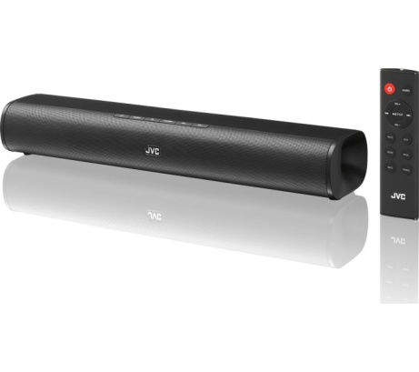 SAVE 60% on this JVC TH-D227B 2.0 Compact Sound Bar!