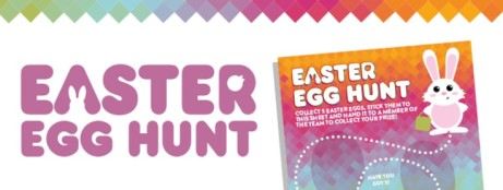 IT'S EASTER! Easter Egg Hunt 10am - 12pm & 2 for £12 Roasts!