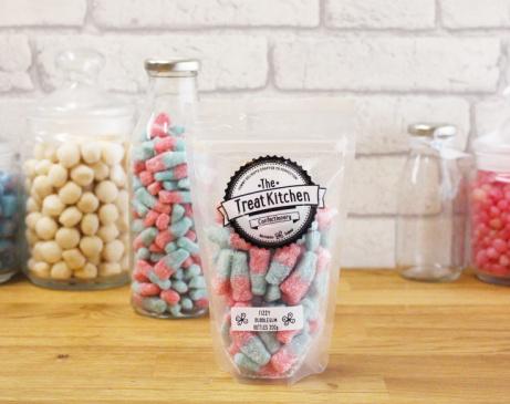 Enjoy our Fizzy Bubblegum Bottles/Pouches from just £2.95!