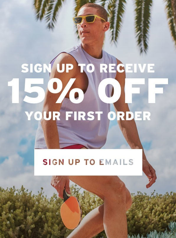 JOIN OUR NEWSLETTER FOR 15% OFF