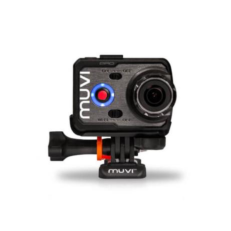 SAVE OVER £100 on the Veho Muvi K2 Pro Bundle Wi-Fi Handsfree 4K Action Camera!