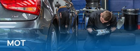 MOT Tests from £25 when booked online with Kwik-Fit
