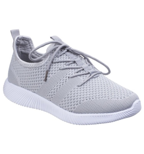 SAVE 20% on these Divaz Heidi Knit Trainers!