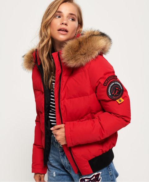 NEW IN PRODUCTS - Everest Ella Bomber Jacket: £114.99!