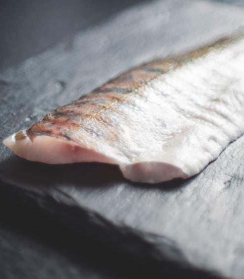 Fresh sustainable fish