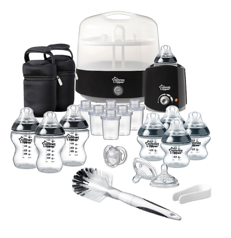 SAVE £90 on the Tommee Tippee Closer To Nature Complete Feeding Kit!