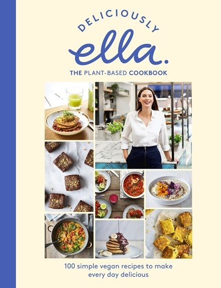 SAVE 40% OFF (Signed Edition) Deliciously Ella: The Plant-Based Cookbook!