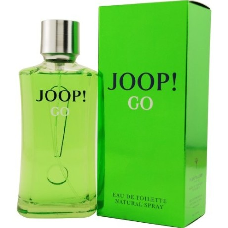 Valentine's Day Ideas - Joop! Go Eau de Toilette Natural Spray: SAVE 50%!