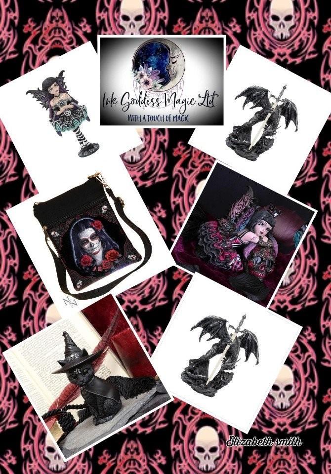 Ink goddess magic ltd