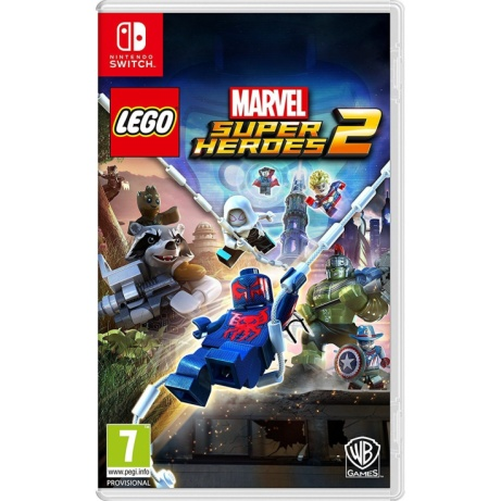 Save £10 on LEGO Marvel Super Heroes 2