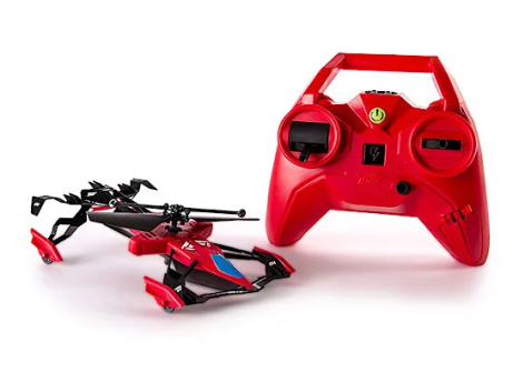 Air Hogs Switchblade Ground and Air Race Helicopter - LESS THAN 1/2 PRICE!