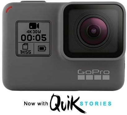 SAVE OVER 20% on this GoPro Hero 6 Black!