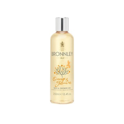 Orange & Jasmine – Bath & Shower Gel  £12.00 250ml