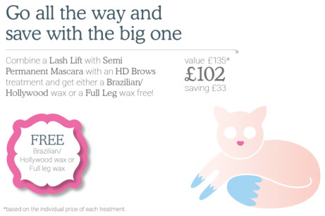 """Save £33 on our ultimate package, """"The Big One"""""""