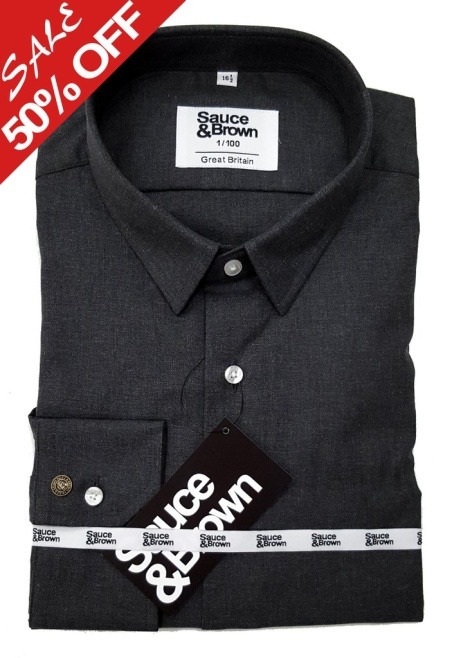 Save 50% on our Charcoal Shirt