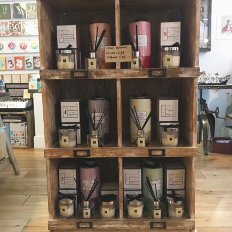 Our Levin Brothers candles and diffusers are now 50% off!
