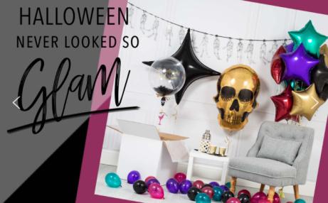 Get your halloween balloons!
