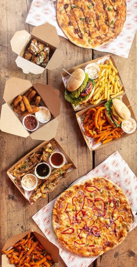 MEATLESS MONDAY - Every Monday we run a special vegetarian / vegan menu alongside our regular menu!