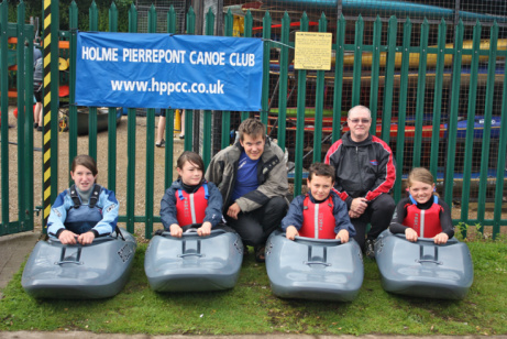 Welcome to Holme Pierrepont Canoe Club