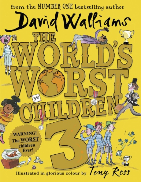 PRE-ORDER - The World's Worst Children 3 and SAVE 50%!