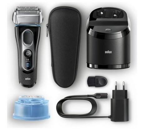 1/2 PRICE - Braun Series 5 Wet and Dry Shaver!